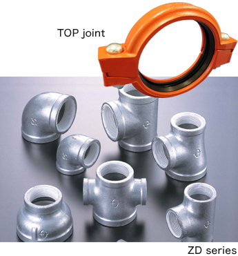 Pipe fitting with product design technology