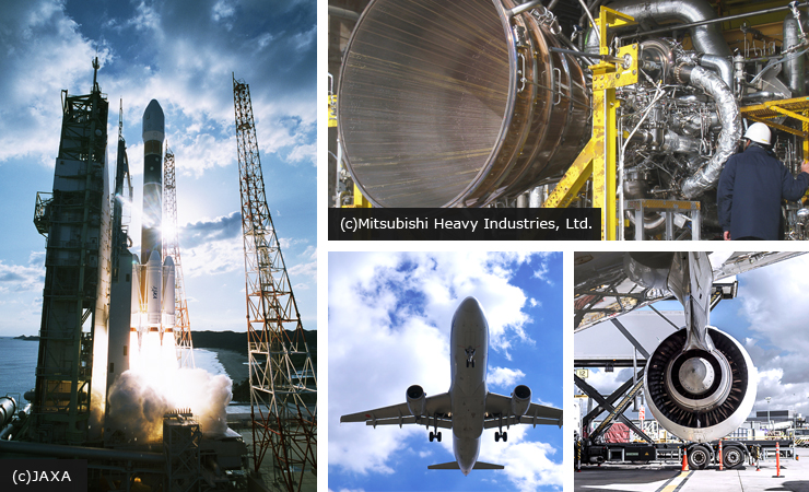 Introduction of Riken Aerospace Industrial Equipment Parts